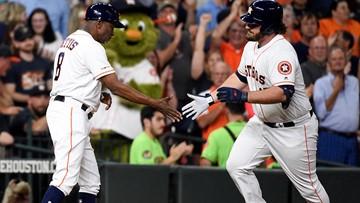 Marisnick, White homer as Astros beat White Sox 3-0