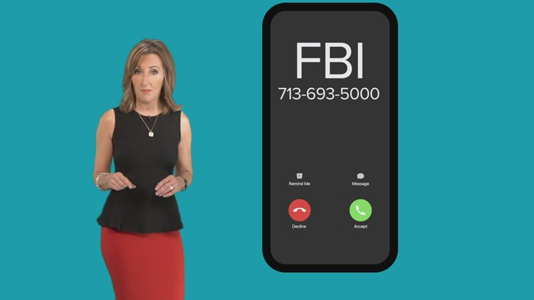 Scammers use FBI phone number to fool victims