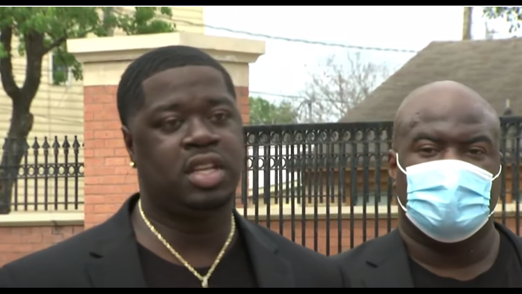 George Floyd brother, nephew react to federal indictment against former Minneapolis officers