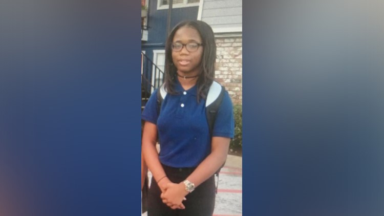 14 Year Old Girl Reported Missing In Southeast Houston Khou Com