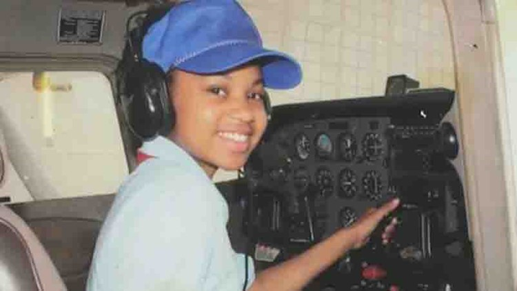 Young Houston pilot who's breaking barriers in the cockpit shares her story on 'Ellen'