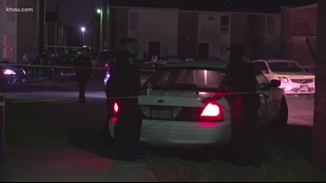 Police shoot, kill man at SE Houston apartment complex