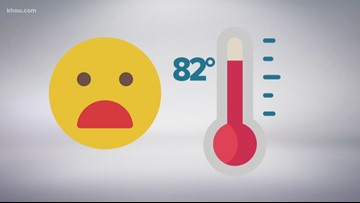 Houstonians react to recommendation to set your thermostat at 82 while sleeping
