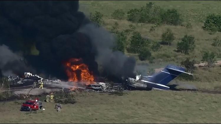 Houston developer who serves as Rodeo director owns plane that crashed near Houston