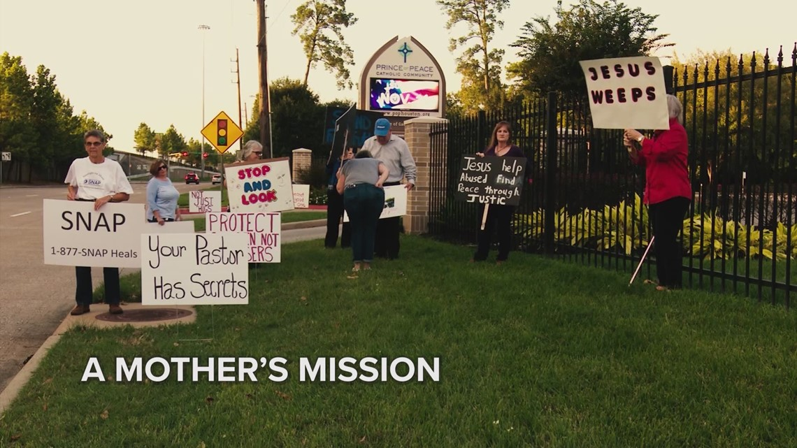Unforgivable | A mother's mission to fight the Catholic Church and find justice for her son