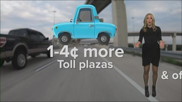 Toll increase coming for Grand Parkway