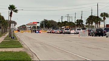 No shots fired or injuries reported after incident at NAS-Corpus Christi, officials say no connection to shootings at naval air stations in HI, FL