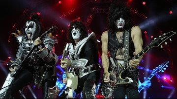 Kiss 'End of the Road' farewell tour will stop in Corpus Christi on Tuesday