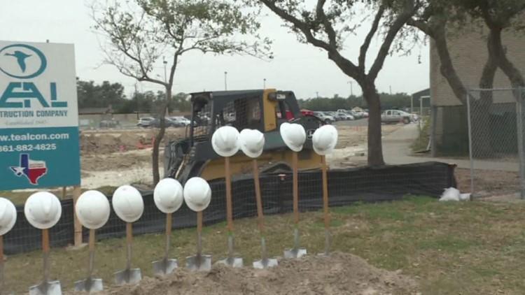 Rockport-Fulton ISD's new gym funded by Lowe's, Ellen Degeneres