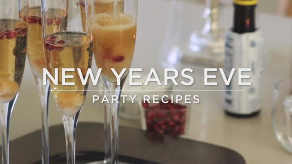6 new years eve party recipes khoucom