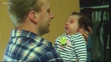 Widow shares warning after new dad electrocuted