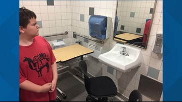 Family to sue after school puts desk of student with autism over toilet