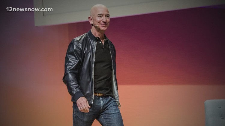 Amazon's Jeff Bezos mulls buying the Washington Football Team | It's A DC Thing