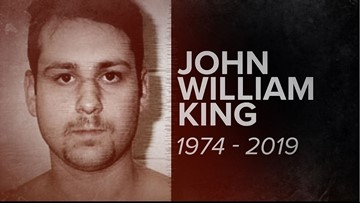 John King executed for dragging death of James Byrd Jr.