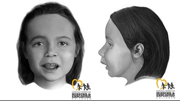 Identity of little girl found dead in a suitcase in Madisonville still a mystery