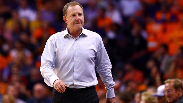 Suns owner Robert Sarver disputes claims of sexism, racism