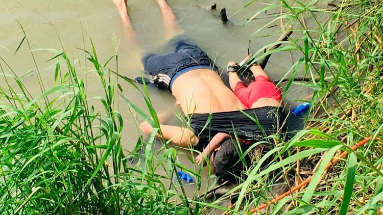 Mexico-US Border Migrant Deaths