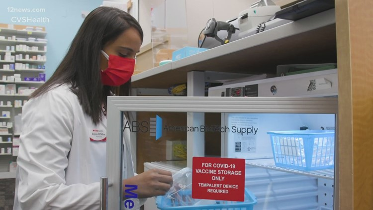 CVS opens COVID-19 vaccine appointments to Texas teachers, daycare staff after Biden directive