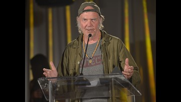 Neil Young pens open letter to Trump: 'Our first black president was a better man than you are'