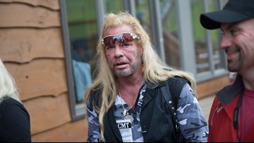 Reports say Dog the Bounty Hunter did not have a heart attack