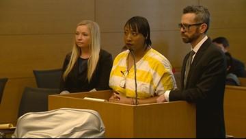 Denver judge dismisses life sentence for woman who killed her boyfriend in 2007