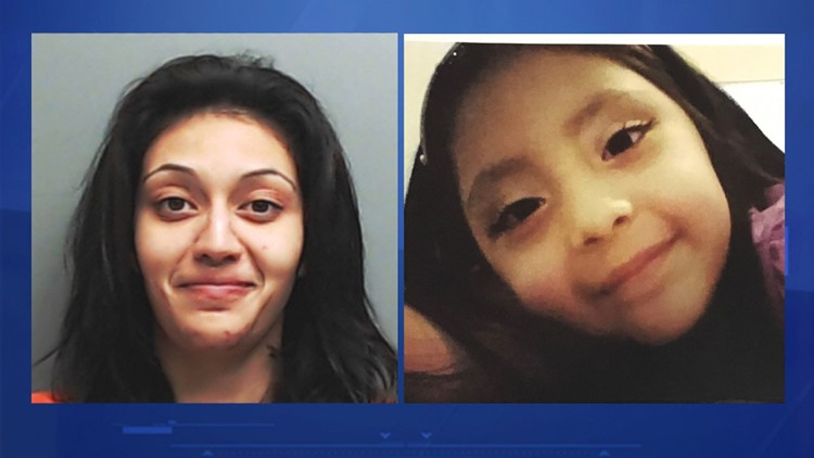 Mom charged with capital murder in daughter's stabbing death