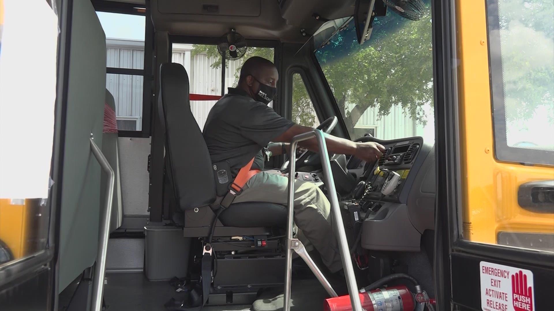 School Bus Drivers Sought In Austin Area Khou Com