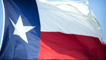 The 'Lone Star Flag' is now 181 years old