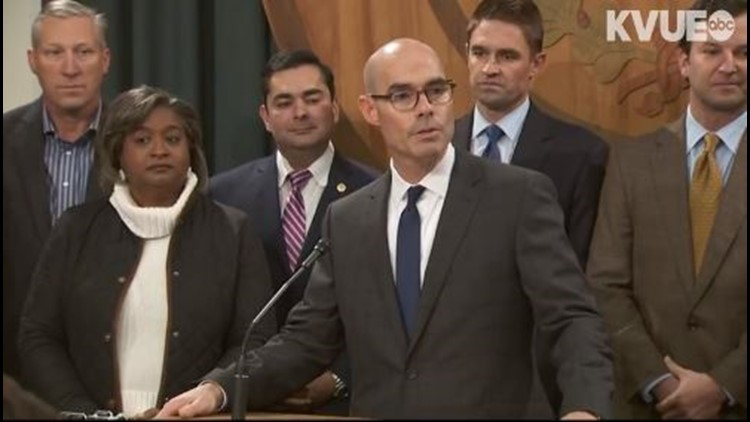Rep. Dennis Bonnen unanimously elected speaker of the Texas House