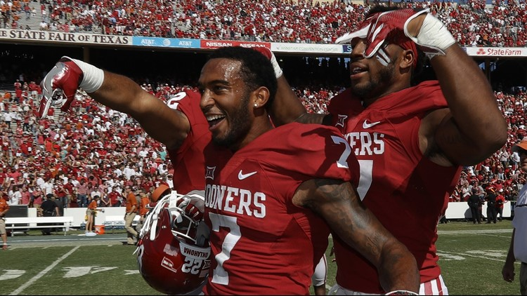 'Horns Down' symbol probably going to draw a penalty this season, Big 12 warns