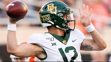 Baylor Bears surpass Texas Longhorns as top-ranked Texas team