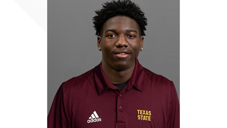Texas State football player from Houston killed in San Marcos shooting