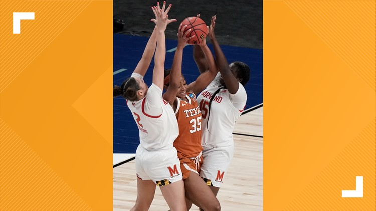 Texas Longhorns' Charli Collier drafted to Dallas Wings in WNBA Draft