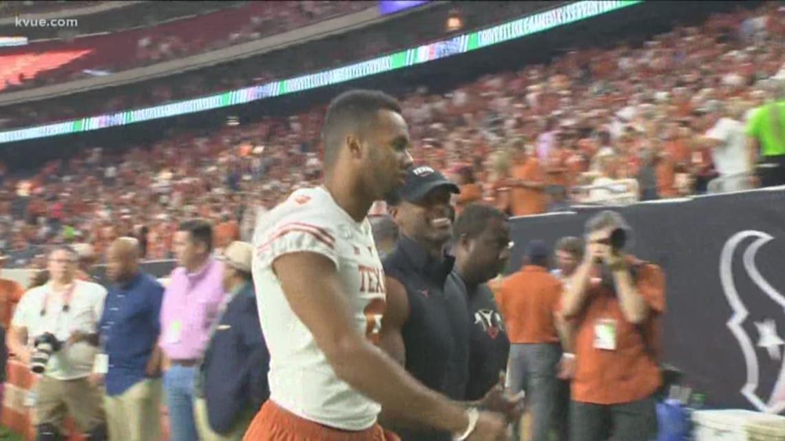 Longhorns injury update: Texas vs. West Virginia | khou.com
