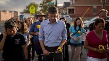 Beto O'Rourke says President Trump shouldn't visit El Paso in wake of mass shooting