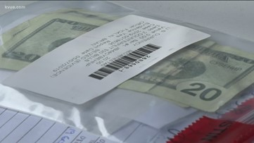 Austin woman warns others about counterfeit money after she says she was duped