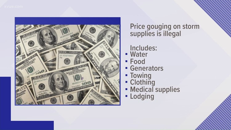 Report price gouging: County attorneys want you to report it