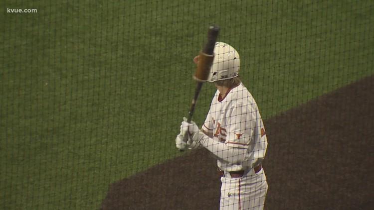 Off to Omaha: Texas Longhorns baseball team advances to College World Series