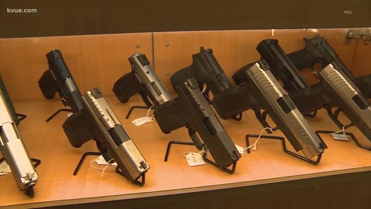 "Gov. Greg Abbott says he'll sign bill allowing permitless carrying of handguns, believes Senate is ""making progress"""