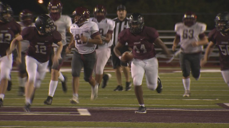 Austin senior with autism scores first career touchdown leading his team to a win