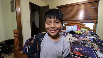Migrant child spent 10 months in detention center before he was paired with a sponsor family