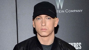 Eminem references Santa Fe school shooting in new music advocating gun law changes
