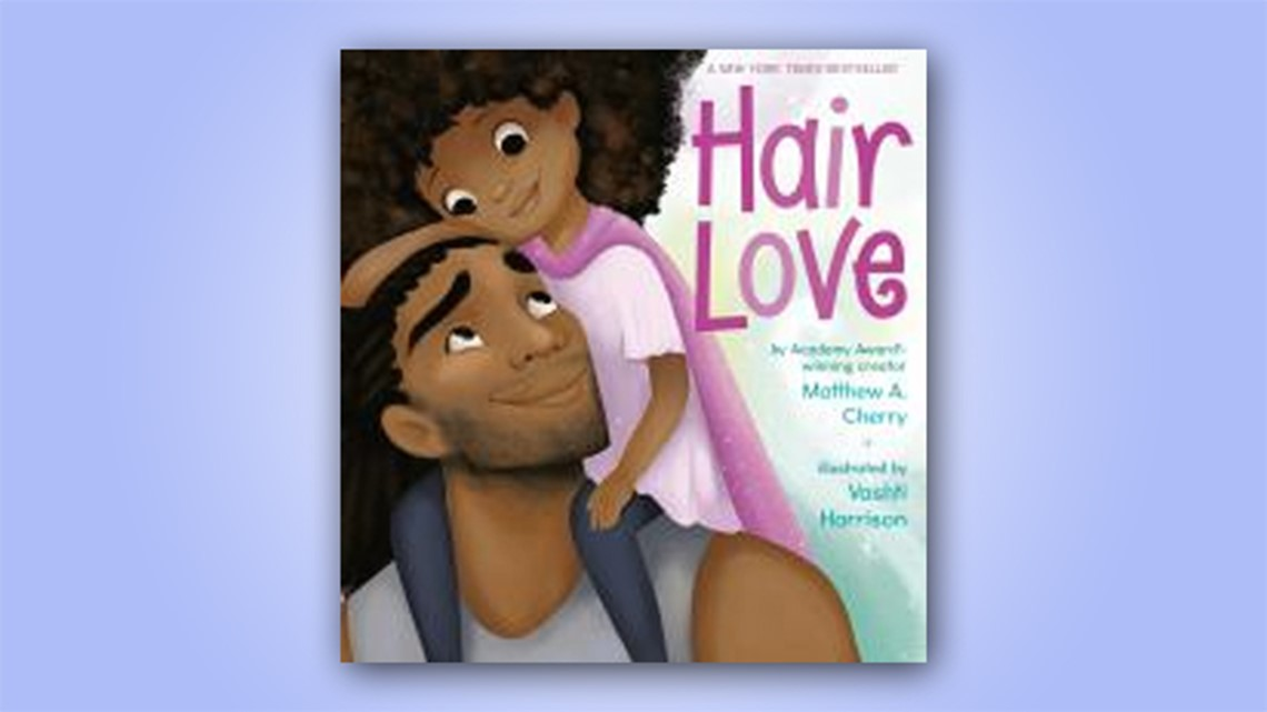 Blue Ivy Carter narrates audiobook for 'Hair Love'