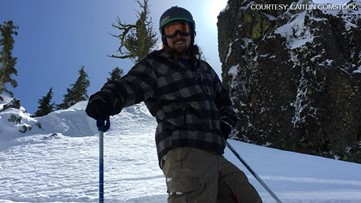 1 dead, 1 seriously injured after California avalanche