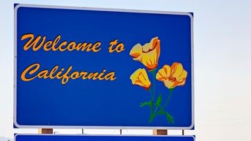 Nearly 700,000 people left California last year
