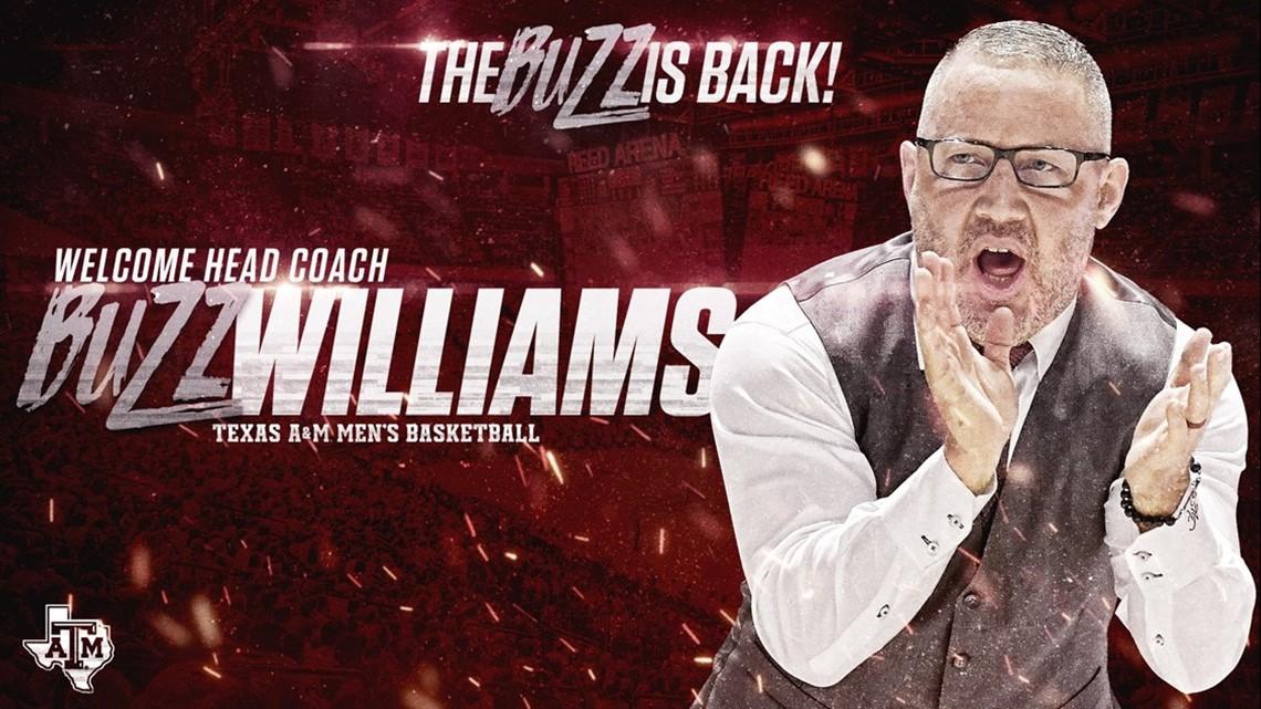 Buzz Williams Named Men S Head Basketball Coach At Texas A