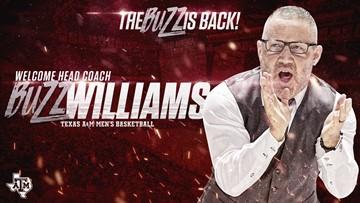 Buzz Williams named men's head basketball coach at Texas A&M