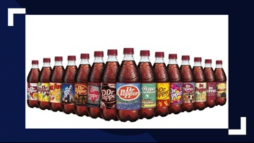 Petition suggests Dr. Pepper to be named state soft drink