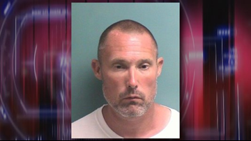 Man sets fire to Walmart clothing department, Nacogdoches police say