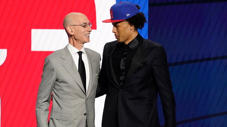 NBA Draft 2021: All the picks from Thursday night's draft